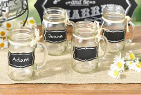 Chalkboard Glass Clings (20)